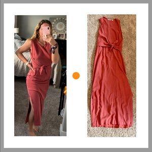 Tommy Bahama Silk Maxi Dress NWOT Size 10